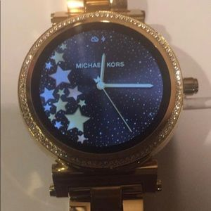 NWT MK Michael Kors Access smartwatch